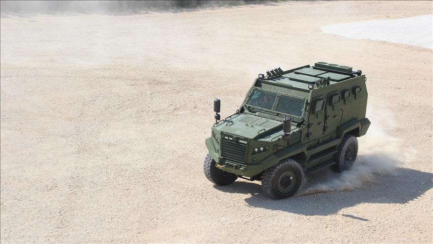 Kenya, Türkiye'den 118 zırhlı personel taşıyıcı satın alacak