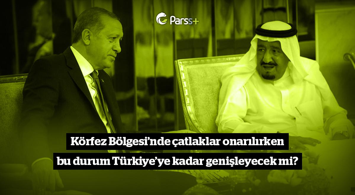 Körfez Bölgesi'nde çatlaklar onarılırken bu durum Türkiye'ye kadar genişleyecek mi?