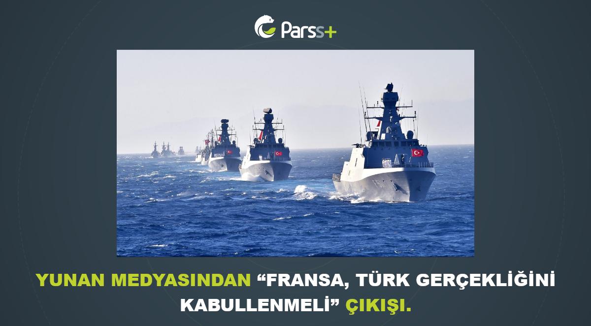 """""""Fransa, Türk gerçekliğini kabullenmeli"""""""
